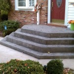 Concrete Walkways & Steps